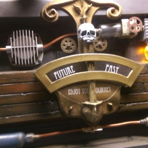 steam Punk Time Machine (420)